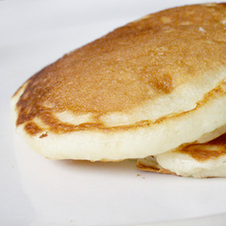 The easiest buttermilk pancakes