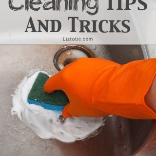 55 must read cleaning tips and tricks