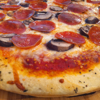 The best thick crust pizza recipe