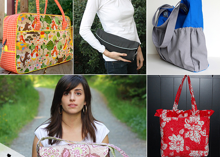 Great Diaper Bag Tutorials & Patterns