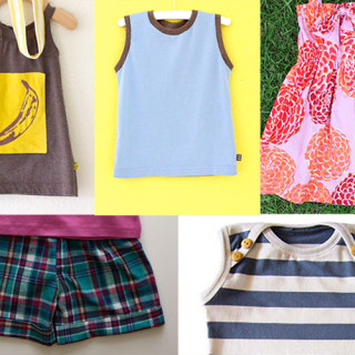 50+ Summer Clothes Tutorials Roundup