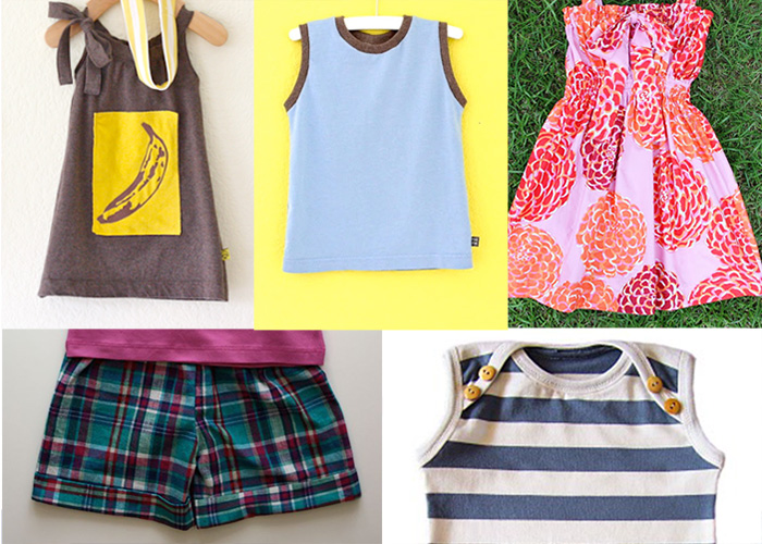 50+ Summer Clothes Tutorials