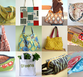 spotlight: bag tutorials