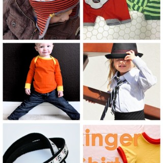 Sewing tutorials for boys