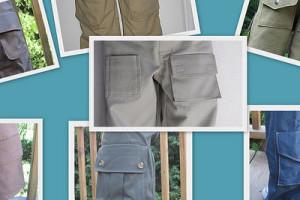 how to sew a cargo pocket | andreasnotebook.com