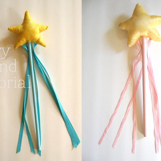 DIY Fairy Wand Tutorial