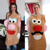 Potato Head costumes