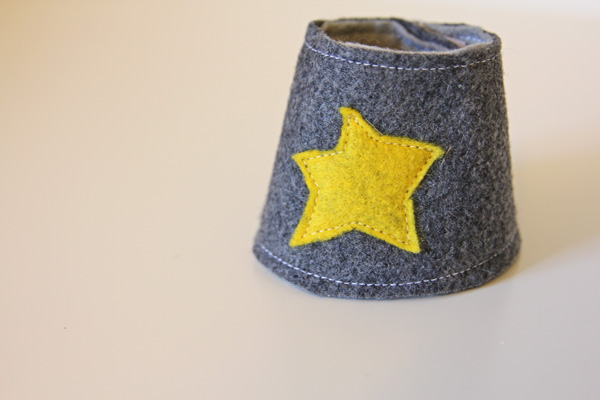 super hero cuff tutorial