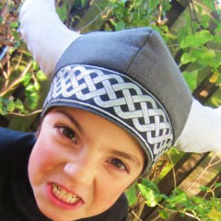 DIY Viking Helmet Tutorial