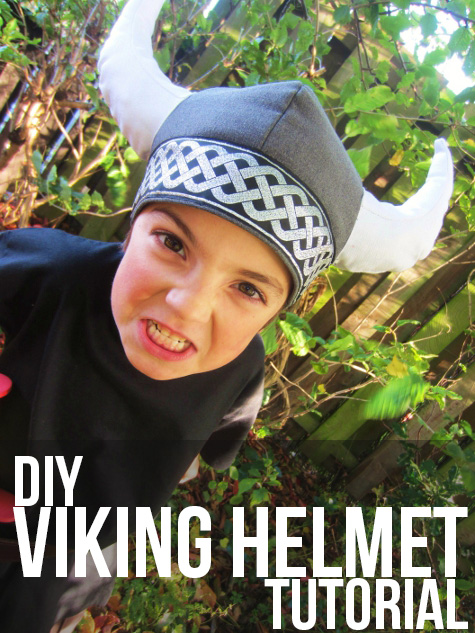 Make a DIY Viking Helmet