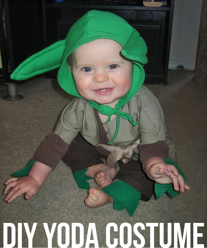 Diy baby yoda costume tutorial andreas notebook make a yoda costume solutioingenieria Gallery