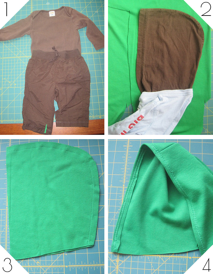 How to make a Yoda costume