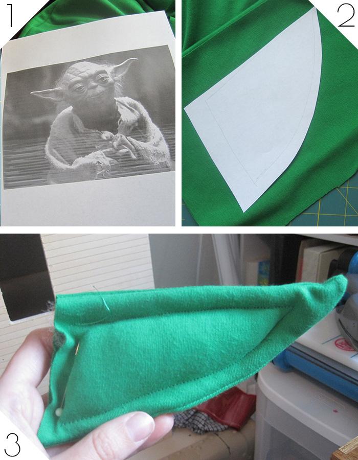 yoda costume tutorial