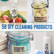 56 DIY cleaners