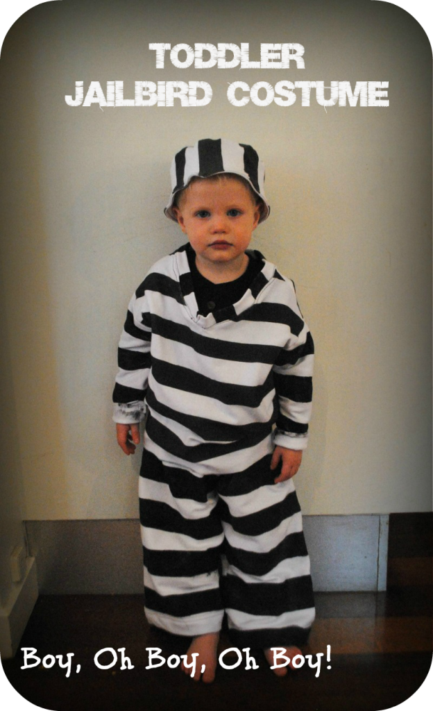 Jailbird Costume Tutorial