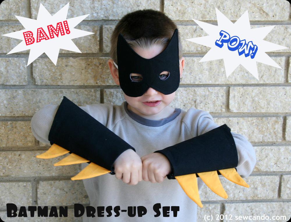 Batman cuff tutorial