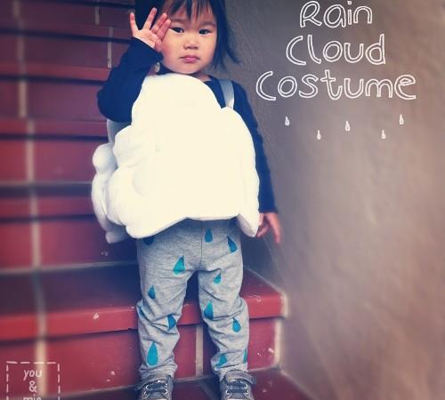 Rain Cloud Costume tutorial