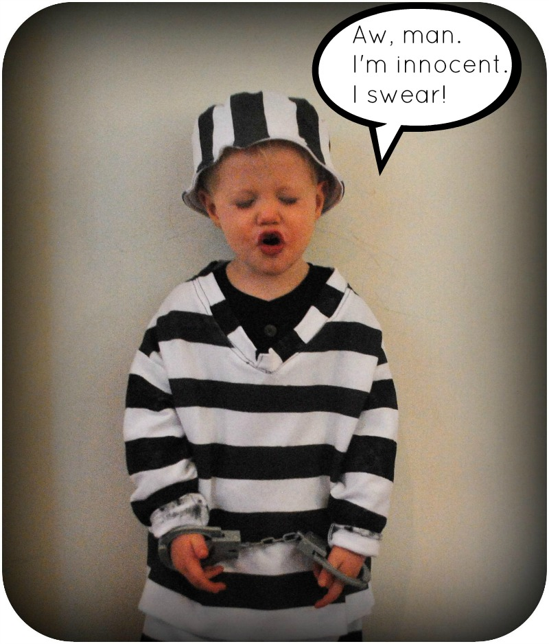 Diy jailbird costume tutorial andreas notebook jailbird costume tutorial solutioingenieria Image collections
