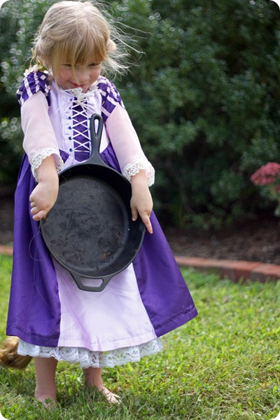 DIY rapunzel costume & DIY Rapunzel Dress Tutorial - Andreau0027s Notebook