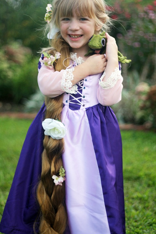 3d97dad16 DIY Rapunzel Dress Tutorial - Andrea's Notebook