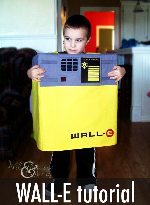 wall-e-costume tutorial