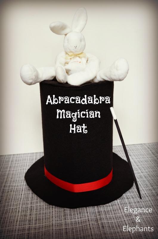 Make a Magician's Hat