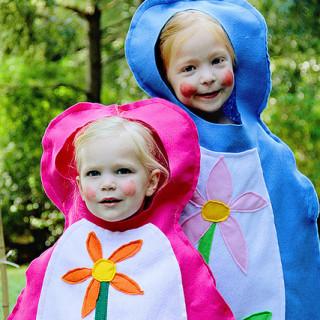 Handmade Costume Series: DIY Nesting Dolls Costumes Tutorial