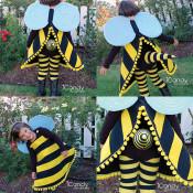 BEE COSTUME TUTORIAL