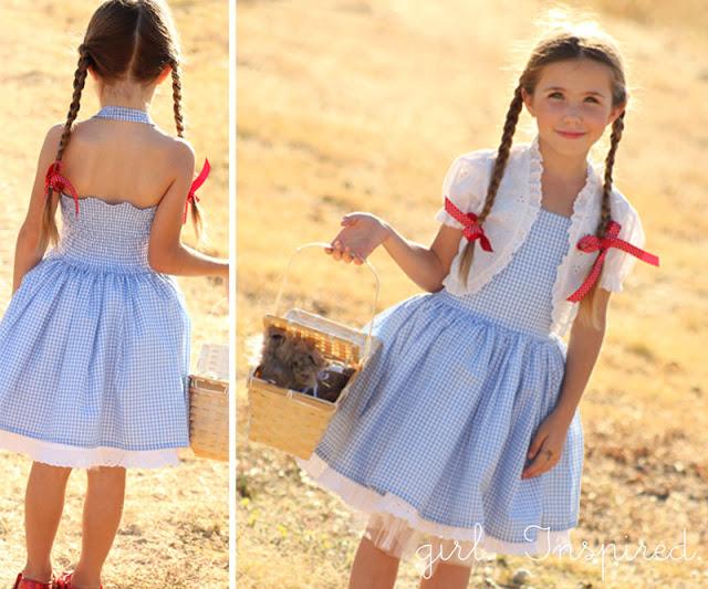 Dorothy costume 9