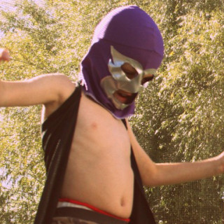 DIY Nacho Libre Costume Tutorial