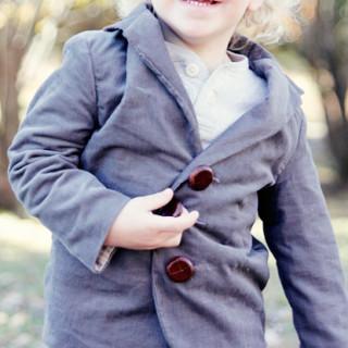 A Very Go To Christmas: Basic Blazer