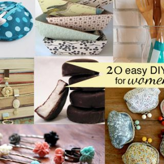 20 easy DIY gifts for women ($10 and less)