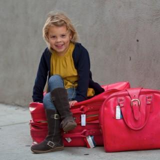 Knockoff fashion for children