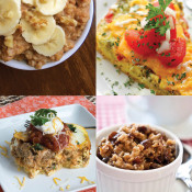EAT CLEAN crock pot breakfasts