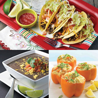 Vegetarian crock pot recipes- CLEAN EATING