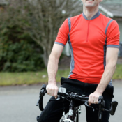 DIY Men's Bicycling Jersey