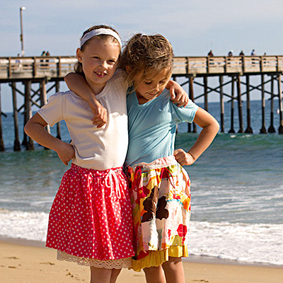 boardwalk skirt pattern