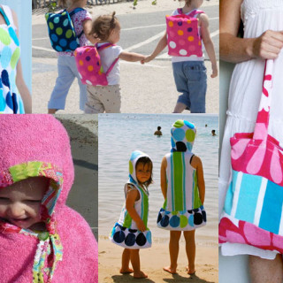 5 great ways to use a beach towel