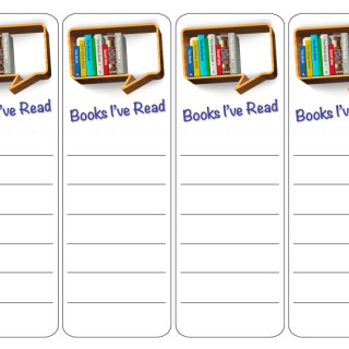 Free Bookmark Printable!
