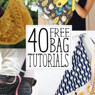 10 more DIY pencil pouch tutorials