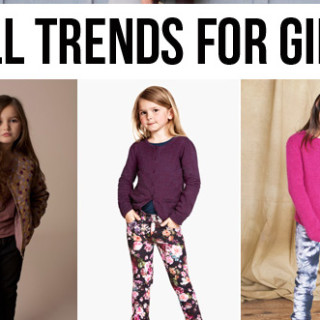 Fall Fashion Trends for Girls in 2013