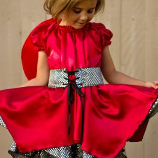 How to make a Fancy Ladybug Costume