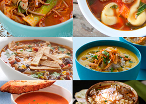 12 delicious fall soups you'll love!