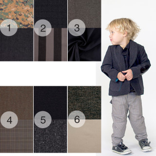 Choosing Fabric for Children's Clothing