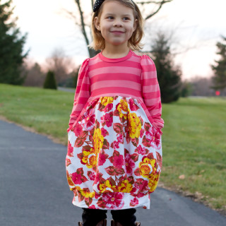 New Pattern! The Belinda Dress is now for sale!