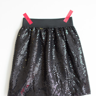 Sequin Bubble Skirt Tutorial – Great for beginners!