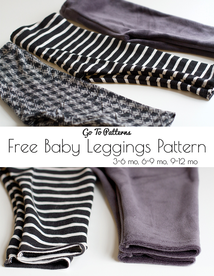 Free Baby Leggings Pattern download