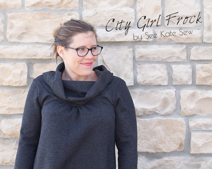City Girl Frock by See Kate Sew
