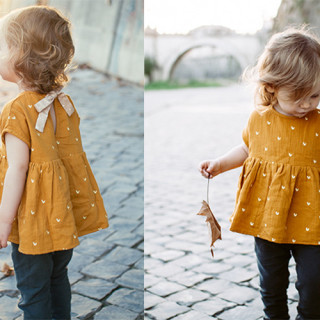 Sweet little girl top
