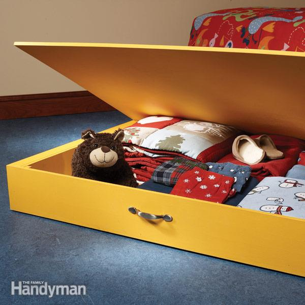 Build Your Own Toy Storage Box - Amazing Wood Plans